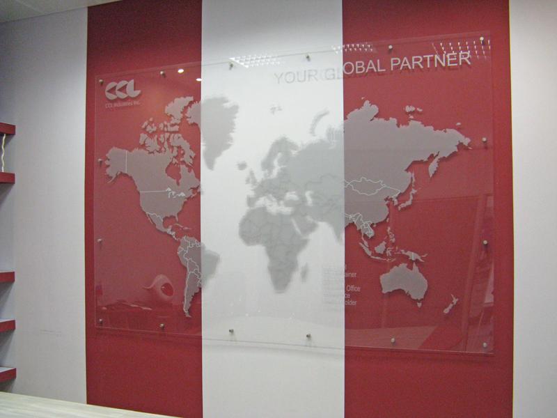 Весь мир в одном офисе