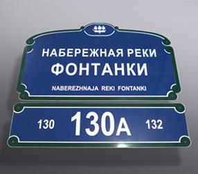 Знаки адресации